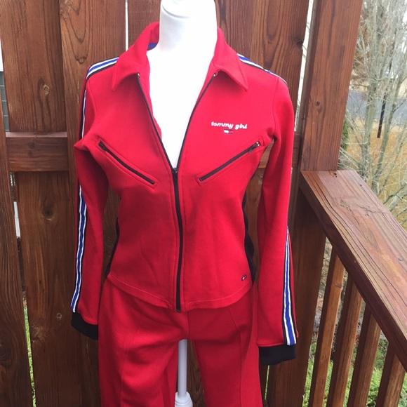Vintage Tommy Hilfiger Suit (Tommy Girl)